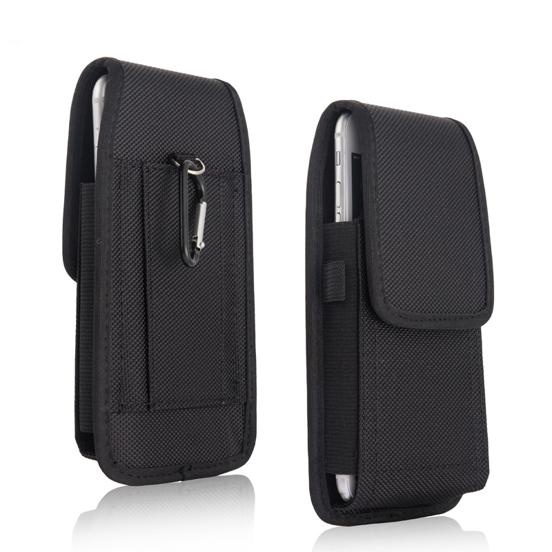 Universal Bag For Phone Outdoor Sport Belt Clip Waist Bag Phone Case For IPhone 5 6 7 8 X XS Phone Pouch Mobile Phone Case