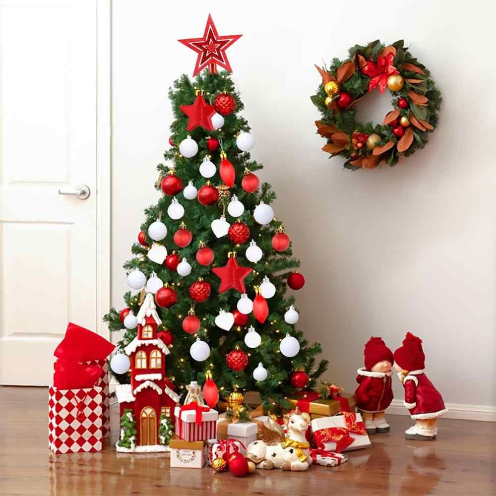 FENGRISE Christmas Tree Pendants Merry Christmas 2019