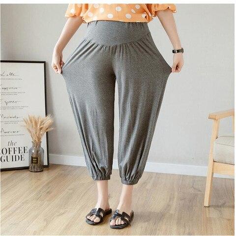 leggins gravida para mulheres maternidade elastica cintura