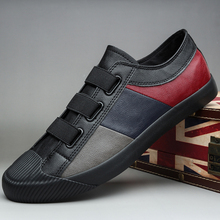 Brand New Men's Casual Buckle Shoes British Fashion Low-