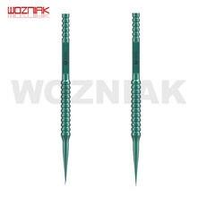 2UUL Green Titanium alloy Ultra-precision Fingerprint Tweezers for mobile phone Repair BGA motherboard chip IC flying lead