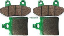 Для BETA 50 R Minicross 4T 49cc 2010 - 2012 дисковые Тормозные колодки Pill передние и задние 2011