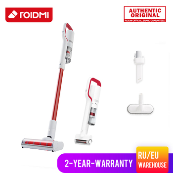 *ORIGINAL* ROIDMI F8S Handheld Vacuum Cleaner for Home Car Household Portable Vertical Cordless Vacuum Cleaner eu warehouse xiaomi roidmi xcqfjb01rm accessories storage bag for cordless vacuum cleaner