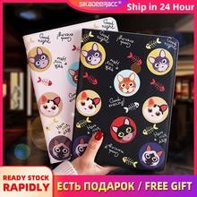 Rabbit Cartoon Case For iPad Mini 1 2 3 4 5 Pro Air 10.5 A1490 A1538 A1709 Cover