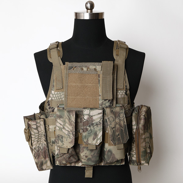 APC Tactical MOLLE Vest 027CS Ghost Vest Riding Field Operations Counter Strike Cosplay Equipment Vest Waistcoat