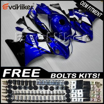 Custom fairing motorcycle bodywork kit for CBR600F2 1991-1994 ABS motorcycle panels blue+gifts