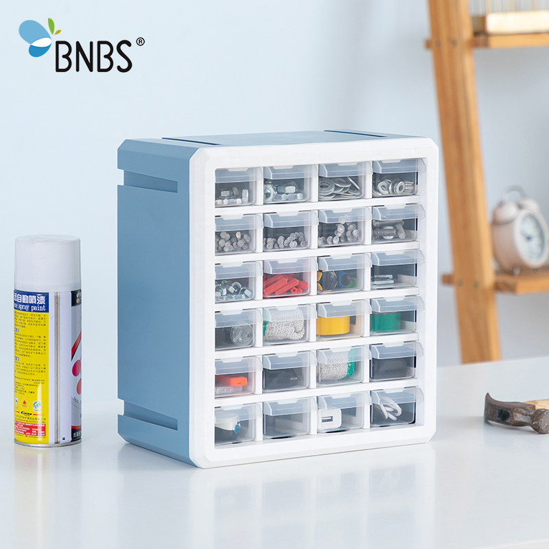 Desktop Jewelry Makeup Organizer Storage Box For Tools Accessories Multi Grids Plastic Cosmetics Drawers Organizer
