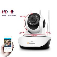 Hd 1080P 2MP Home Security Ip Camera Draadloze Ptz Mini Video Surveillance Camera Wifi Camara Huisdier Cctv Ir Baby monitor Audio Set