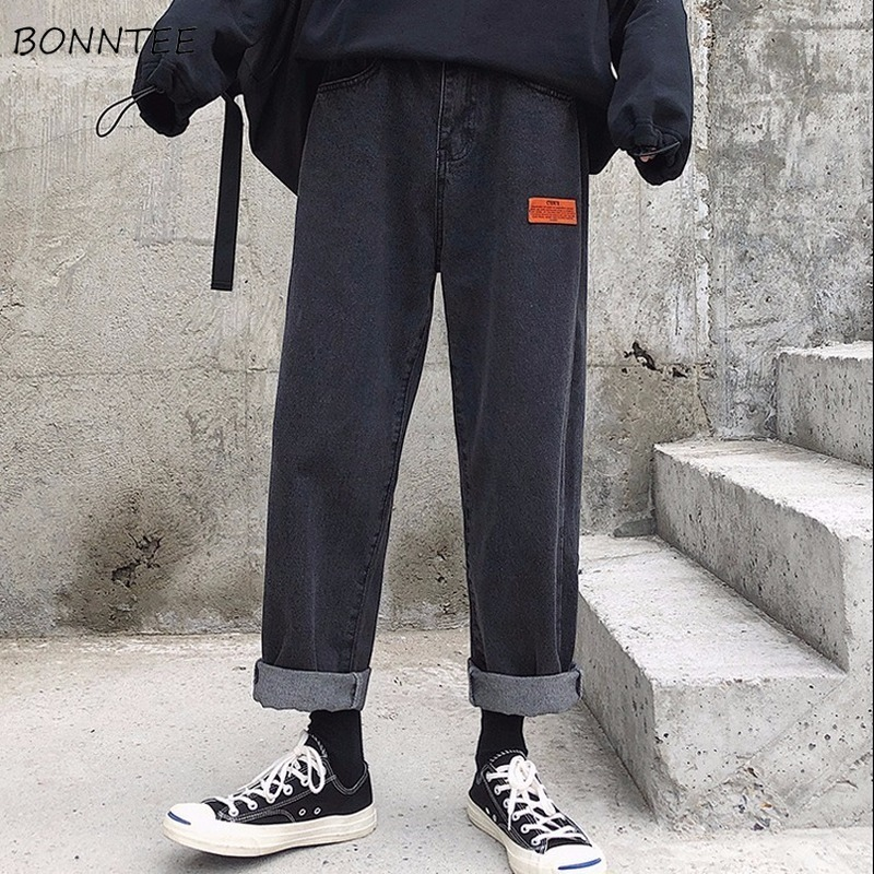 Jeans Women Wide Leg Denim Vintage Boyfriend Streetwear High Waist Womens Trousers Ankle-length Kpop All-match Loose 2XL Ulzzang