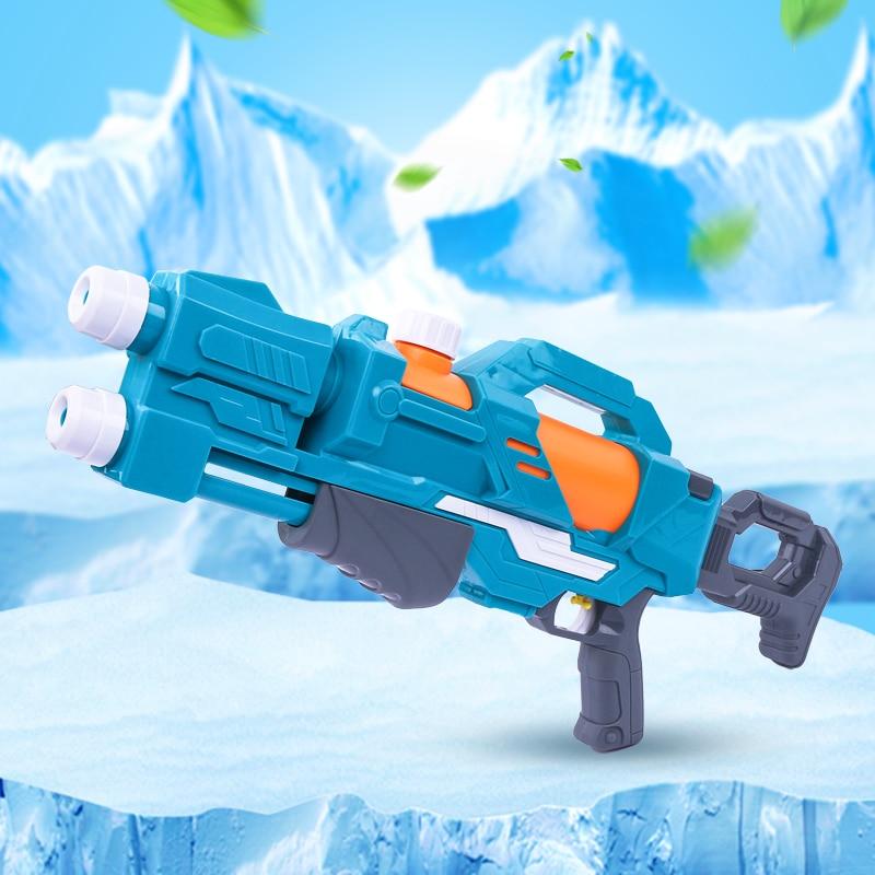 Children's Water Gun Toy High Pressure Range Far-pull Air Pressure Super Soaker Water Gun Toy Beach Game Toy Water Gun DD60SQ