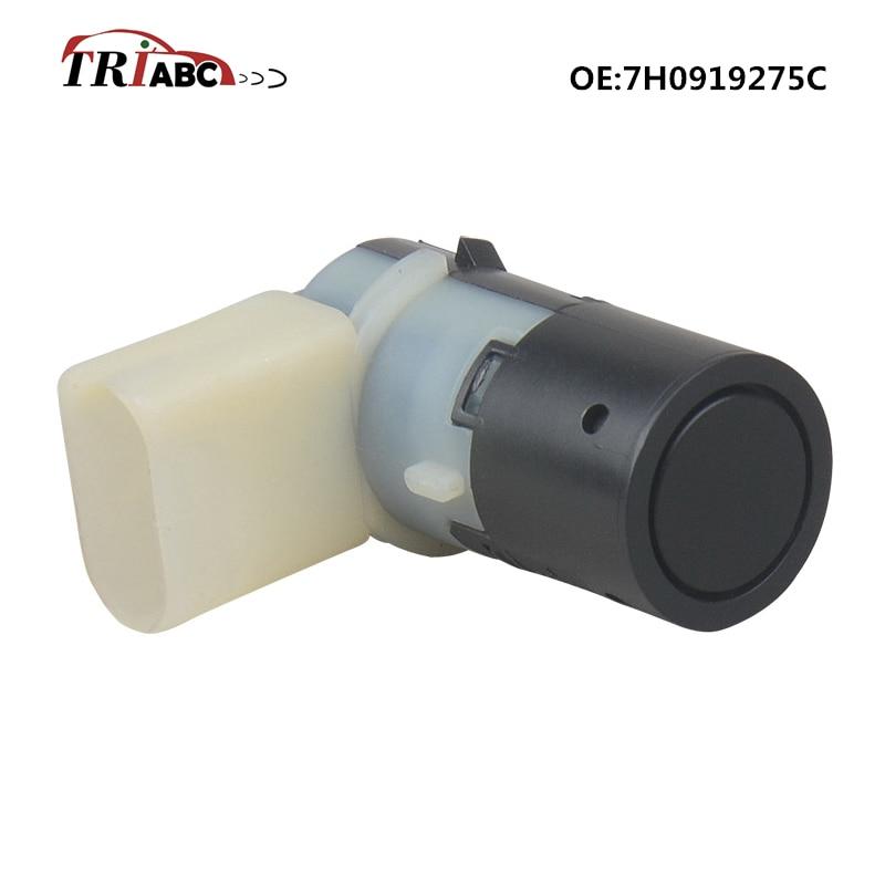 PDC Parking Sensor For Audi A6 4F2 C6 VW Transporter V Audi A4 A6 A8 Skoda Octavia II Polo New Parktronic Detector 7H0919275C|Parking Sensors| - AliExpress