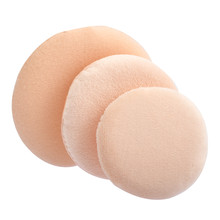3 Size Can Choose Rounded Face Body Powder Puff Cosmetic Makeup Super Soft Cleansing Make Up Spong(China)