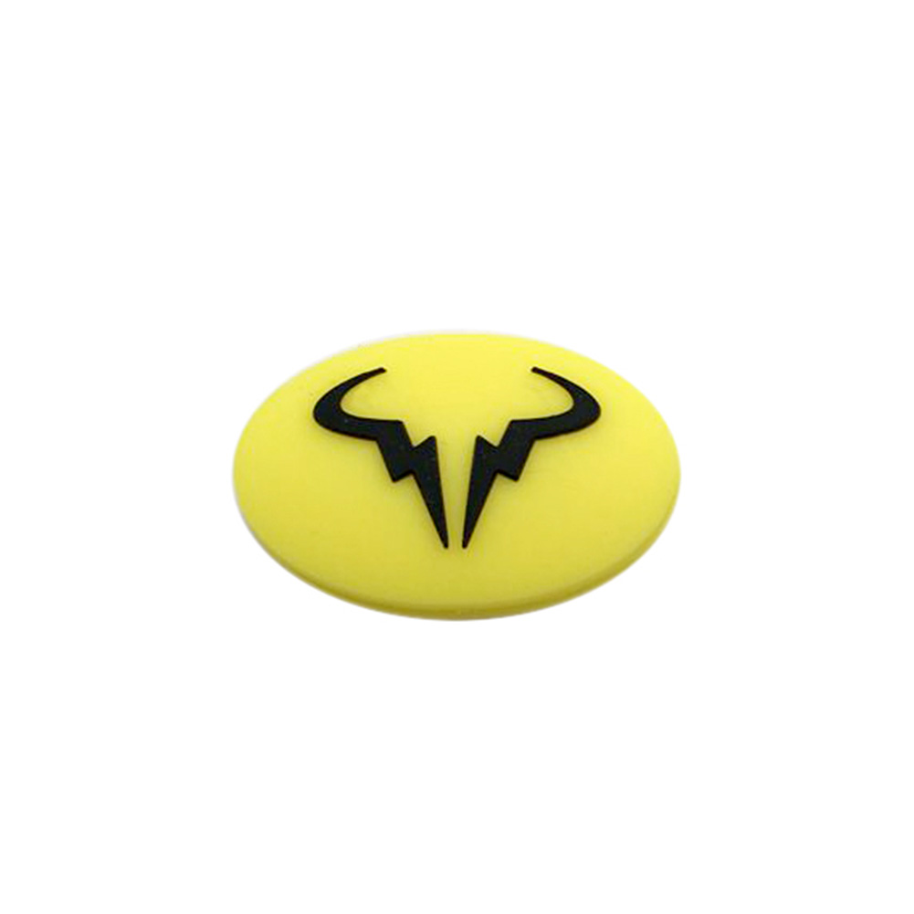 High Quality Bull Head Tennis Racket Shock Absorber Animal Anti-vibration Vibration Dampeners Durable Reduce Tenis Racquet