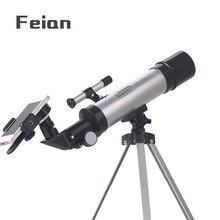 цена на Monocular astronomical Telescope F36050 High Power HD Low Light Night Vision Monoculars Outdoor Camping Hunting Telescopes