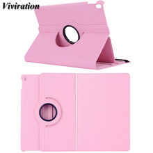 Stylish Women Girls PU Leather Tablet Accessories For Apple iPad