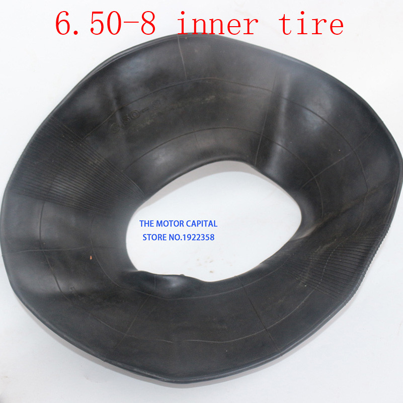 Good quality big ATV inner tube 6.50-8 inner tyre ATV tyre 19x7-8 <font><b>tire</b></font> tube Front <font><b>19</b></font> x7-8 inch wheels inner tube image