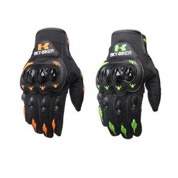 Guantes de ciclismo deportivo para exterior, guantes de protección para ciclismo de...