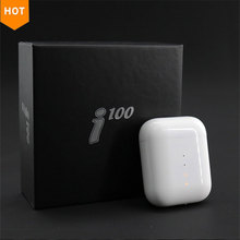 TWS Wireless Bluetooth Earphones QI Wireless Charging 1:1 Earbuds Pop up Real