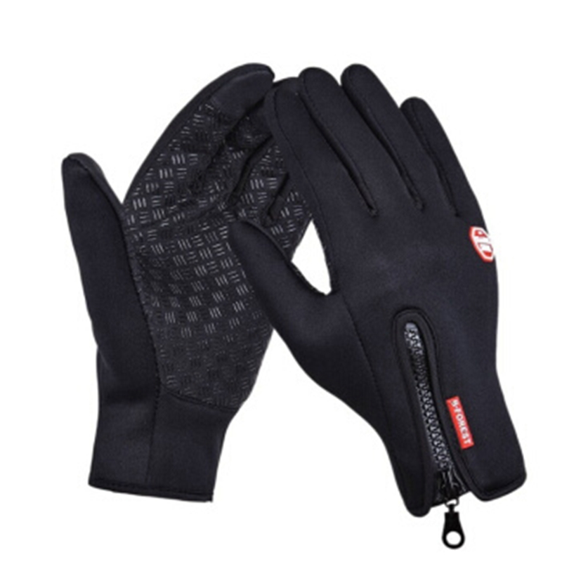 Unisex Touchscreen Winter Thermal Warm Cycling Bicycle Bike Ski Outdoor Camping Hiking Motorcycle Gloves Sports Full Finger (4)