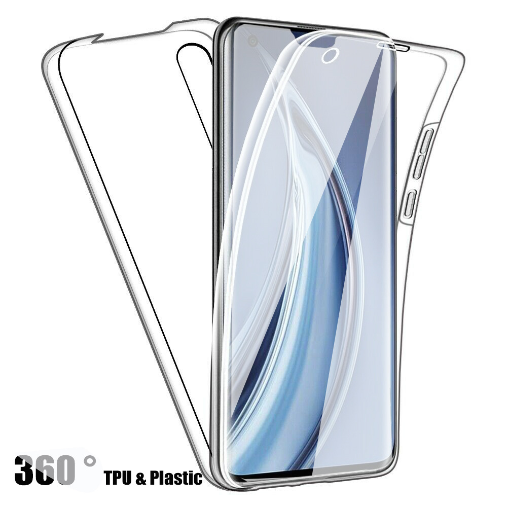 360 Full Body Case For Xiaomi Redmi Note 8 Pro 9 Max 9S 7 8T 7A 8A K30 Mi 10 CC9 9T Pro 8 9 SE A3 Double Sided Silicone COVER