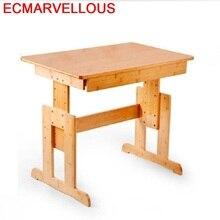 Pupitre Infantil Tisch Tablo Estudio мебель таволино Бамбини Meja Belajar Tafel деревянный стол Escritorio Mesa детский стол для обучения