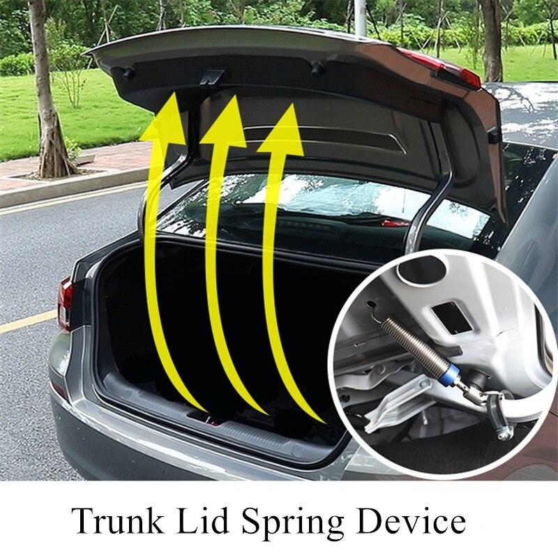 Крышка багажника автомобиля, Весенняя крышка багажника автомобиля, автоматически открывается для Hyundai i30 i20 ix35 i40 Tucson Kona Veloster SantaFe Sonata