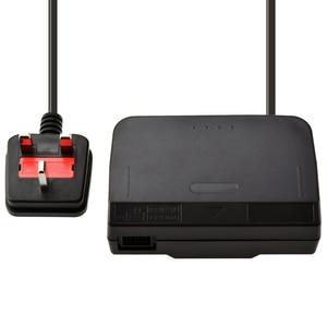 Image 3 - 10 pièces ue/US/AU/royaume uni Plug adaptateur secteur voyage adaptateur dalimentation câble convertisseur chargeur mural pour accessoire de jeu N64