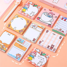 Kawaii 80 Sheets Memo Pads Note Paper To Do List Check List Daily Planner Notepad Paperlaria Korean School Stationery
