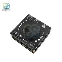 AMPLIFICADOR DE POTENCIA de Audio Digital AP50L, 50W + 50W, Bluetooth 5,0, tarjeta de sonido estéreo USB, 30W ~ 200W