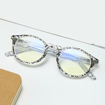 MODFANS 2020 New Fashion Anti Blue Rays Computer Glasses Women Light Men Reading Fast Shipping