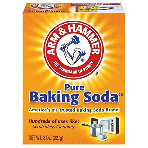 Arm And Hammer Pure Baking Soda 227 G
