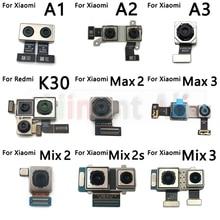 الأصلي واسعة كبيرة الرئيسية الخلفية وحدة الكاميرا الشريط الكابلات المرنة ل شاومي Redmi K20 K30 مي ميكس ماكس 2 2s 3 A1 A2 A3 K20 برو