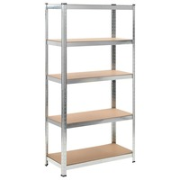 VidaXL 4 Layer Storage Shelf Gap Holder Kitchen Storage Rack Fridge Side Shelf Removable Bathroom Organizer Space Saving