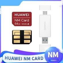 90 МБ/с./с 64 Гб нм карта относится к Mate20 Pro Mate20 X P30 с USB3.1 Gen 1 Nano карта памяти