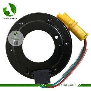 Image 2 - SANDEN 6V12 SD6V12 السيارات السيارات تكييف الهواء التيار المتناوب أ/ج قابض الضاغط لفائف لبيجو 307 206 96*64*45*32