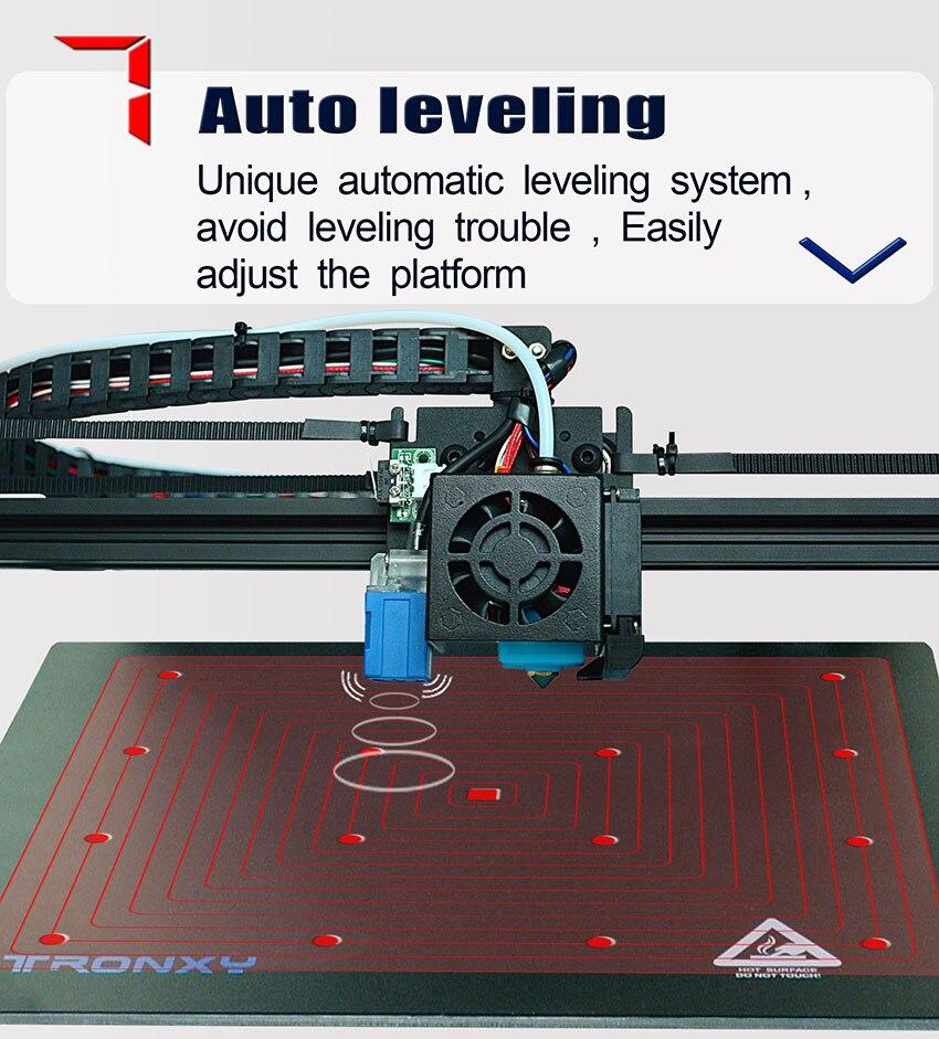 TRONXY X5SA 3D Printer Kit With Auto Levelling And Filament Sensor (X5SA) 10