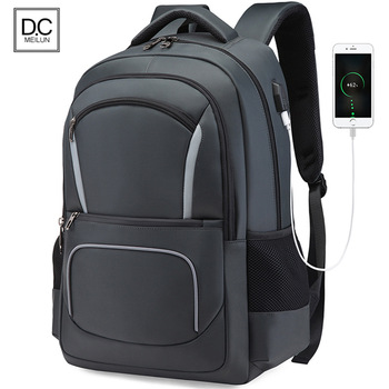 DC.Meilun 17 inch Laptop School Backpack Men Water Repellent Teenager Male Backpack Bag Large Capacity Travel Backpacks