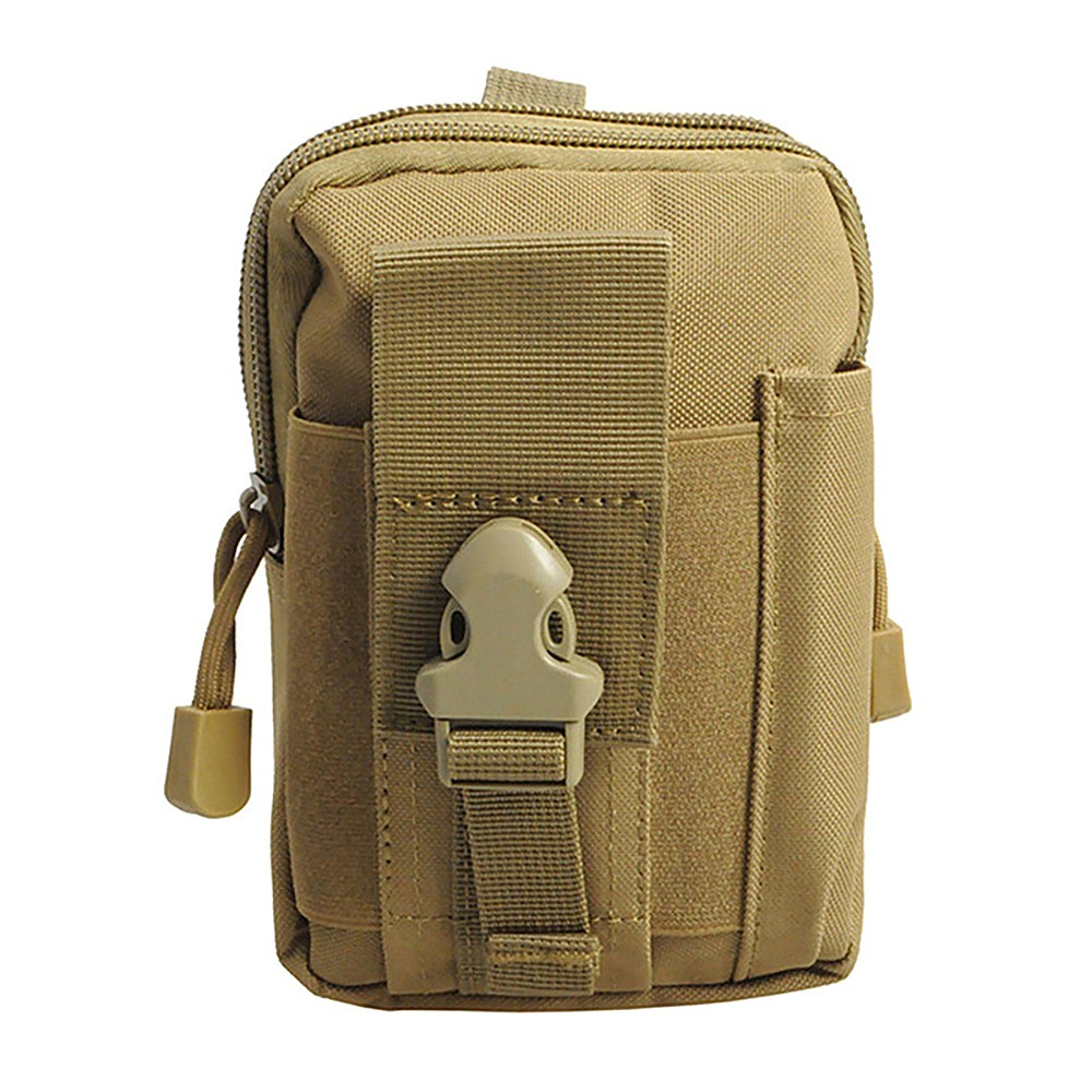 Arsmundi 2019 New Sports Wallet Mobile Phone Bag Outdoor Army Cover Case For Multi Phone Model Hook Loop Belt Pouch Holster Bag