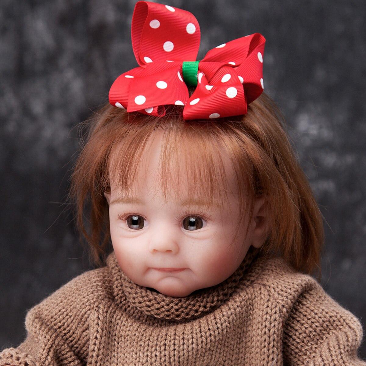 кукла-младенец keiumi kum20inch-bzmj001