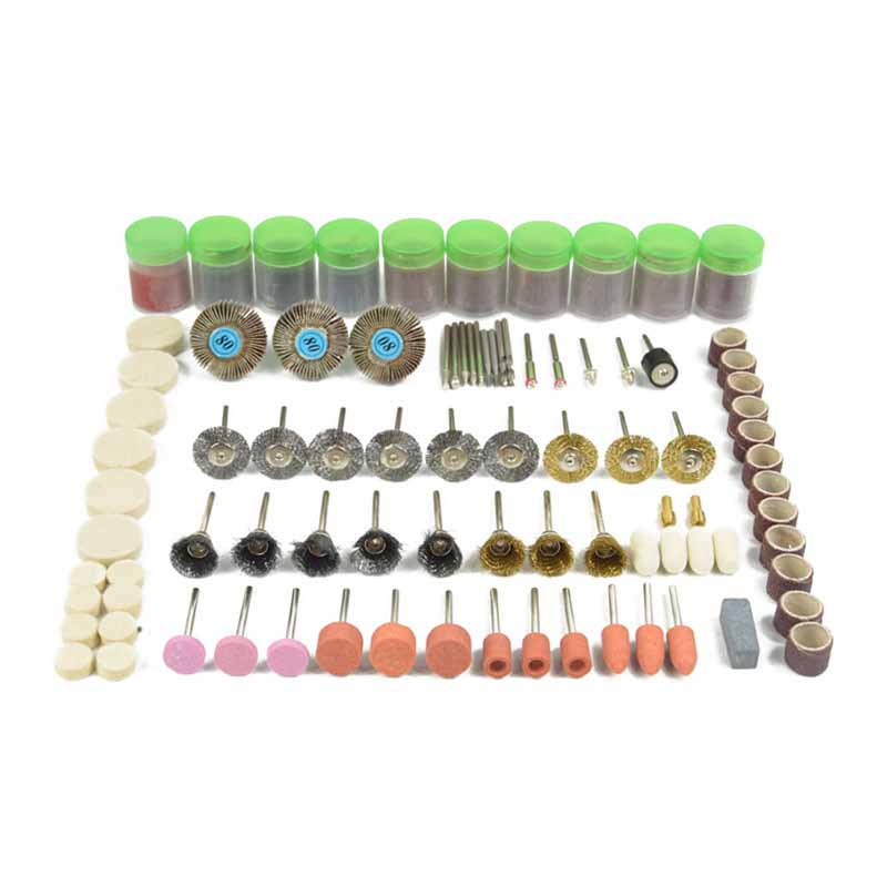 350pcs electric grinder pure accessories Mini Drill Rotary Tool & Dremel Grinding,Carving,Polishing tool sets,grinder head Pakistan