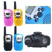 Talking-Toy Walkie-Talkie Kids Child for 1pairx 3-5km-Range Mobile-Phone-Telephone Parenting-Game