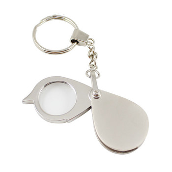 fghgf 17136 cylindrical 10x eye mask magnifying glass portable jewelry identification reading magnifier 30mm Jewelry Magnifier Folding Jewelry Loupe Eye 10X Portable Magnifying Glass Pocket Handhold Tools Equipment