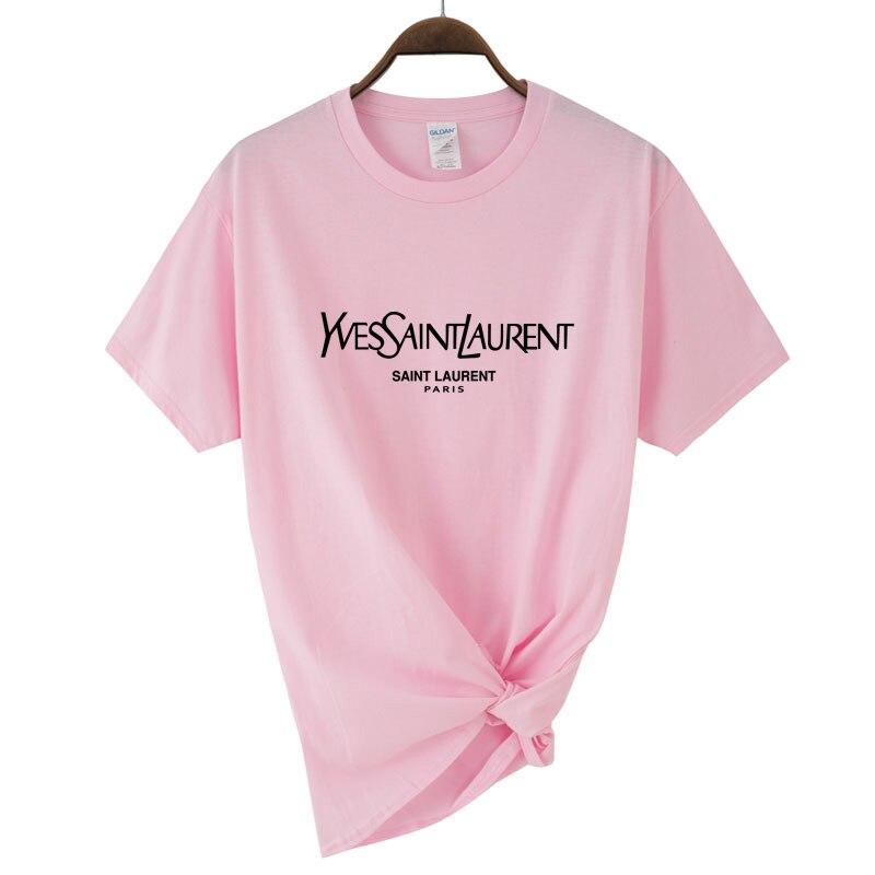 Streetwear Letter Oversized T Shirt Women Shirt 2019 Summer Harajuku Long T-Shirt Female Top Tee Sexy Ladies Loose Tshirt