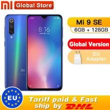 """Global Version Xiaomi Mi 9 SE 6GB 128GB Mi9 SE Mobile Phone Snapdragon 712 Octa Core 5.97"""" 48MP Triple Camera"""