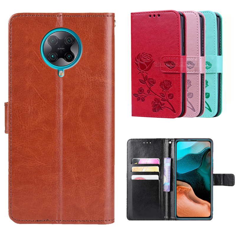 Leather Case on Ksiomi Redmi Note8T 9S 9Pro Max 10 K30Pro Zoom Wallet Case Cover K20 Xaiomi Shiaomi Mi9T Pro Mia3 Mi9se CC9 Case(China)