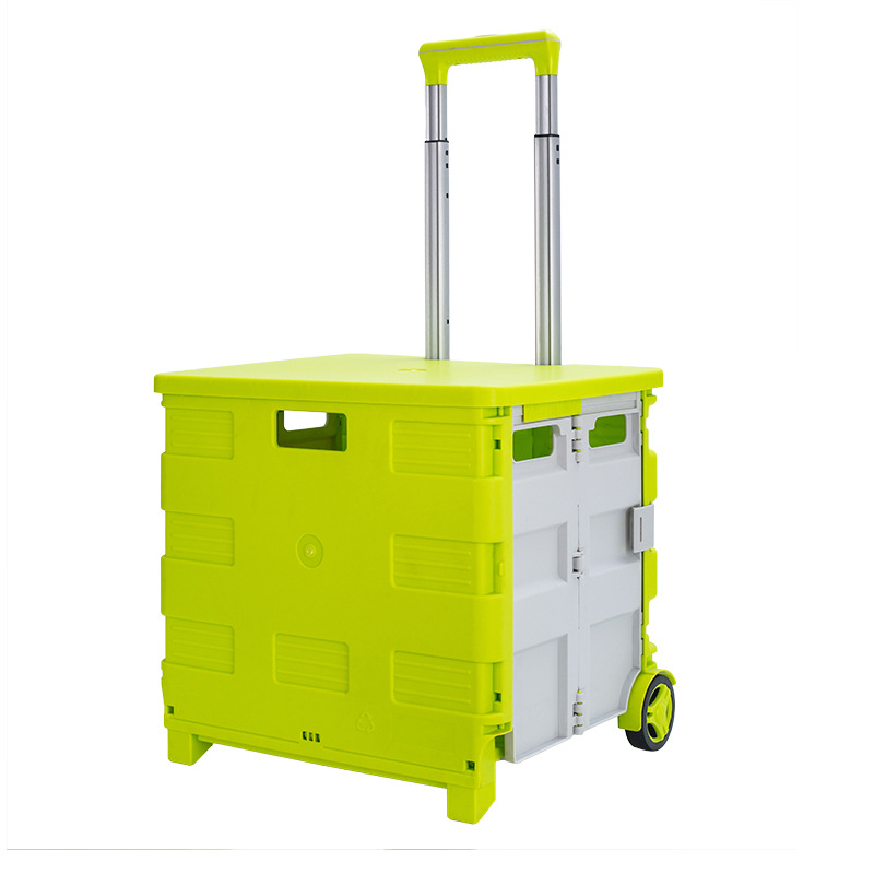 Detachable Rolling Luggage High Quality Waterproof Foldable Travel bag Lightweight Suitcase On Wheel High capacity Trolley Case