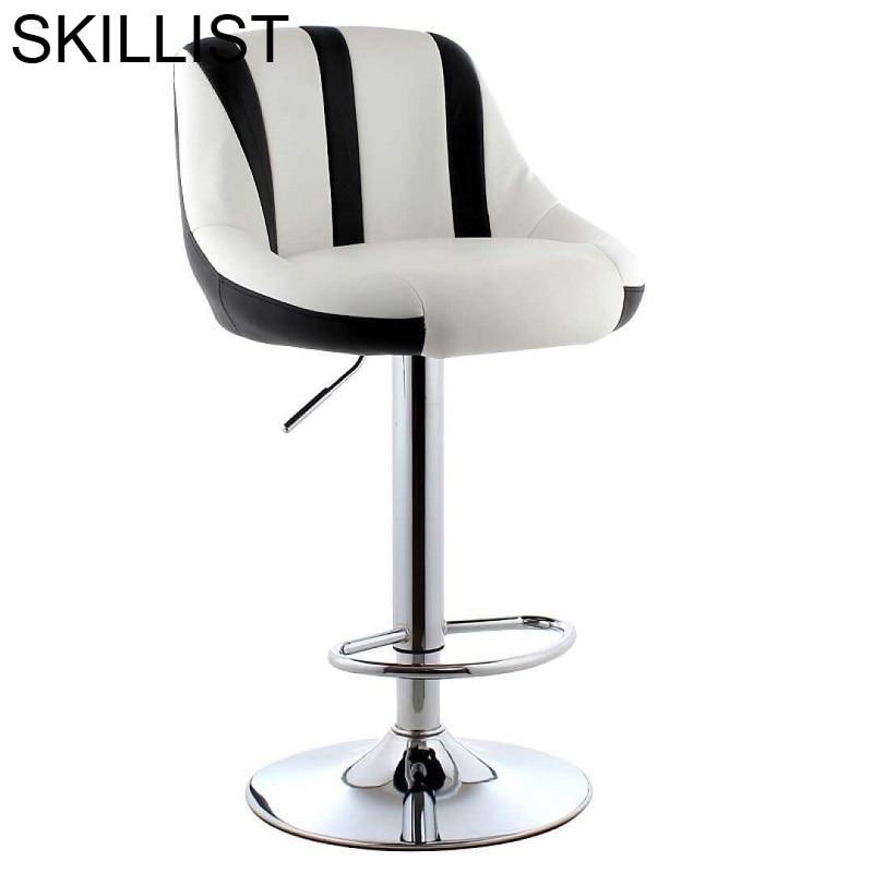 Hokery Stuhl Silla Para Barra Banqueta Todos Tipos Bancos Moderno Leather Cadeira Tabouret De Modern