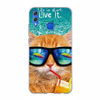 soft tpu soft silicone case for huawei honor 8x Cases 6.5 inch Soft TPU Back Cover for huawei honor 8x Protect Phone shell Coque bags (3)