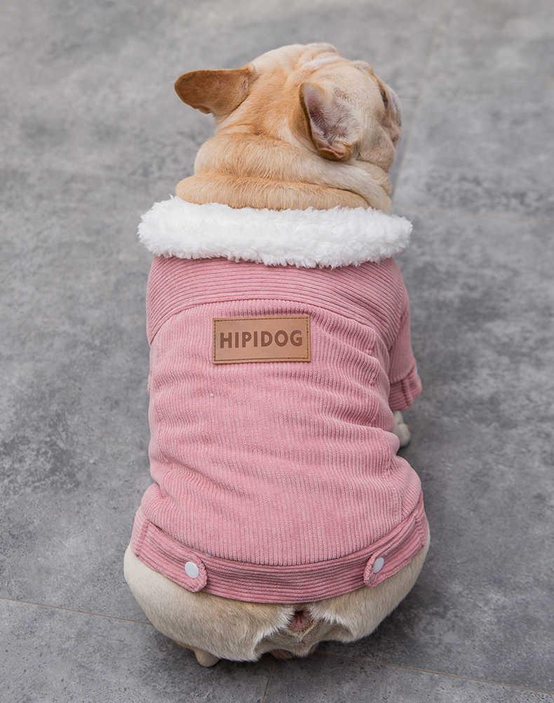 Ciepłe ubrania Dla Kota kamizelka Dla psa kurtka na zimna pogoda Pet puchowe parki Dla psa kostium kot Dla Kota Dla Kota produkty Dla zwierzaka domowego JJ60MJ