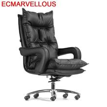 Fauteuil Oficina Y De Ordenador Sedia Ufficio Furniture Bureau Cadir Gamer Leather Office Cadeira Poltrona Silla Gaming Chair